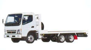 Mitsubishi Fuso CANTER Heavy Duty Transportation Truck 2005 г.