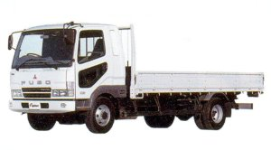 Mitsubishi Fuso  Fighter Low Floor 4WD  Truck 2005 г.
