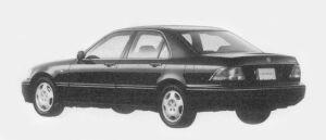 Honda Legend EURO 1996 г.
