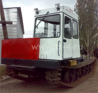 Трактор гусеничный TCM ТТ4, ТСН4 2020 года во Владивостоке